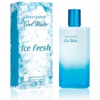 COOL WATER MEN ICE FRESH EDT 125 ml spray