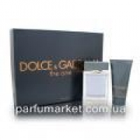 Dolce & Gabbana The One Gentleman подарочный набор EDT 100 ml +A/S 75 ml