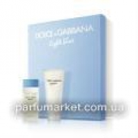 Dolce & Gabbana Light Blue подарочный набор EDT 25 ml + B/L 50 ml