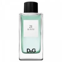 D&G 21 LE FOU TESTER EDT 100 ml spray