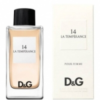 D&G 14 LA TEMPERANCE EDT 50 ml spray