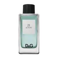 D&G Anthology Le Fou №21 туалетная вода 50 мл спрей