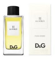 D&G Anthology La Force №11 туалетная вода 50 мл спрей
