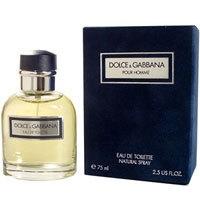 Dolce & Gabbana Pour Homme туалетная вода 40 мл спрей