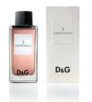Dolce&Gabbana Anthology L'Imperatrice №3  туалетная вода Миниатюра 5 мл