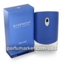 Givenchy Pour Homme Blue Label EDT 50 ml TESTER без коробки
