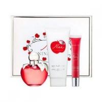 NINA NEW НАБОР (3) EDT 50 + B/L 100 + 4 ml lip gloss