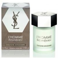 YSL L`Homme Cologne Gingembre туалетная вода Тестер 100 мл спрей