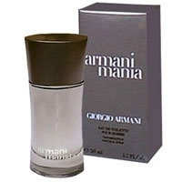 Armani Mania Homme туалетная вода 100 мл спрей