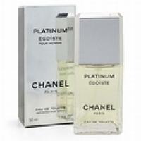'Egoiste Platinum, туалетная вода 100 мл'